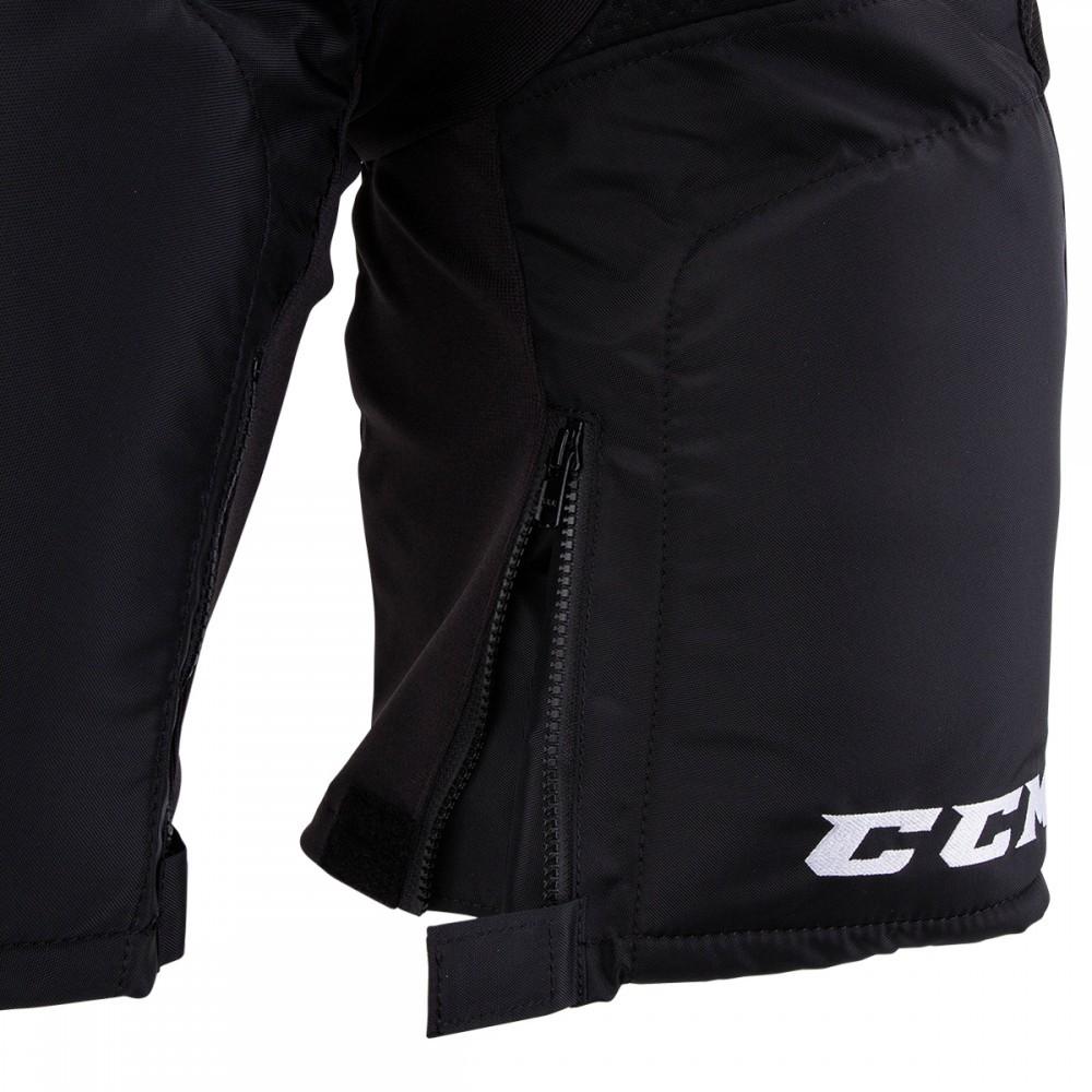 Kalhoty CCM Jetspeed FT1 SR, černá, Senior, XL